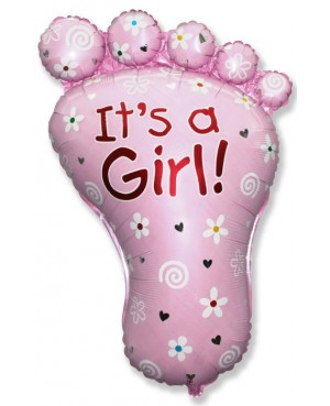 Ножка для девочки